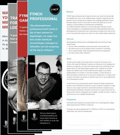 Leaflet FYCNH PROFESSIONAL